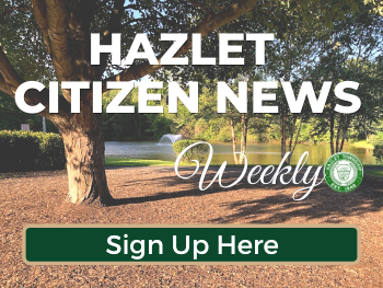Sign Up for Hazlet Citizen News Weekly