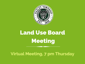 LUB Meeting Notice Thursday
