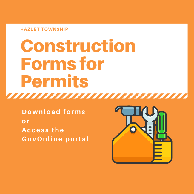 Construction Permits Hazlet Township