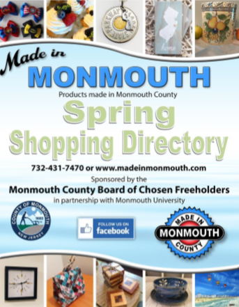 Made In Monmouth Spring 2020 Directory Cover